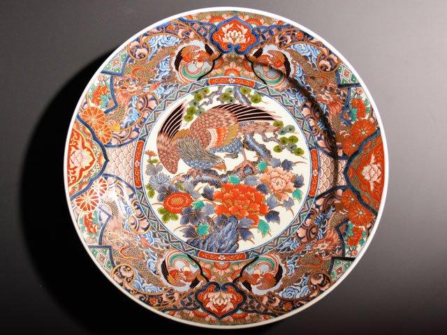 有田焼の記念大皿